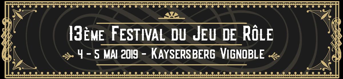 Festival du Jeu de Rôle de Kaysersberg