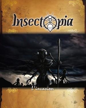 Insectopia: scénario découverte